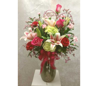 PINK PASSION in East Dundee IL, Everything Floral