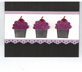 Cupcake in Granite Bay & Roseville CA, Enchanted Florist