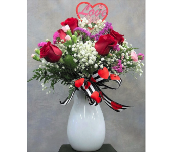 Everlasting Love Bouquet in Kanata ON, Talisman Flowers