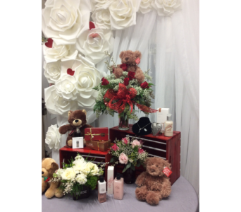 Our Store in Dawson Creek BC, Flowers By Charene