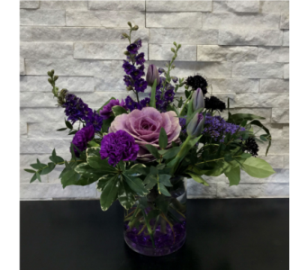 Purple Passion in Ft. Collins CO, Palmer Flowers