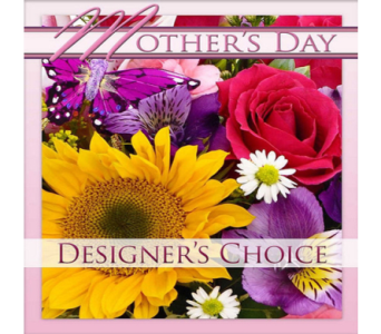Mother's Day Designers Choice in Indianapolis IN, George Thomas Florist