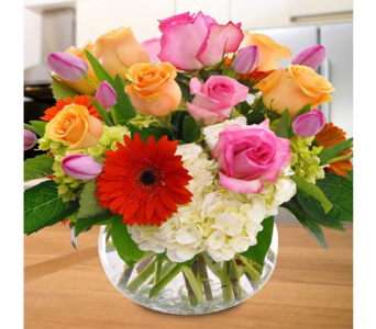 Burst of Happiness in Indianapolis IN, George Thomas Florist