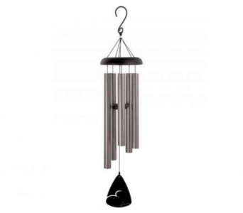 Carson Pewter wind chime in Troy OH, Trojan Florist & Gifts