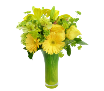 Sunbeam By Bell Flowers in Silver Spring MD, Bell Flowers, Inc