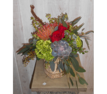 Walk in the Woods in Dallas TX, Petals & Stems Florist