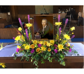 Celebration of Life in Oklahoma City OK, Flowers By Pat