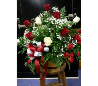 BFC-2 in Statesville NC, Brookdale Florist, LLC