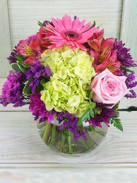 Happiness in Arlington Heights IL, Sylvia's - Amlings Flowers
