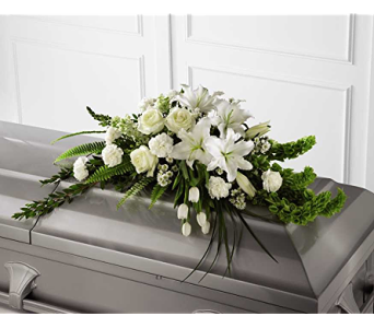 The FTD� Resurrection� Casket Spray in Branford CT, Myers Flower Shop