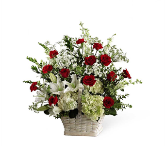The FTD� In Loving Memory� Arrangement in Branford CT, Myers Flower Shop