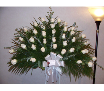 Funeral Basket 1 in Yonkers NY, Hollywood Florist Inc