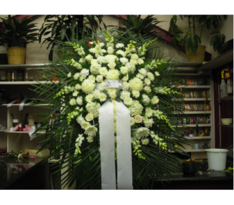 Standing Spray 2 in Yonkers NY, Hollywood Florist Inc