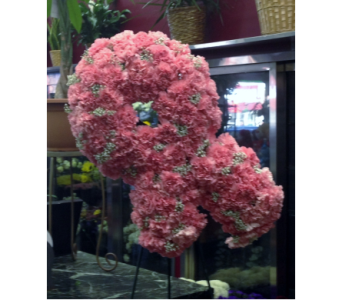 Pink Ribbon in Yonkers NY, Hollywood Florist Inc