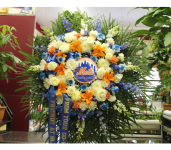Mets-2 in Yonkers NY, Hollywood Florist Inc