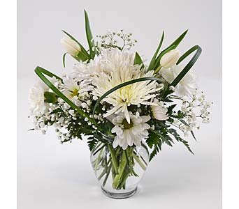Purity in Indianapolis IN, Gillespie Florists
