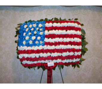 American Flag in Yonkers NY, Hollywood Florist Inc