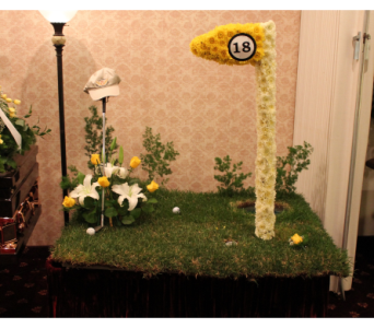 Golf Green in Yonkers NY, Hollywood Florist Inc