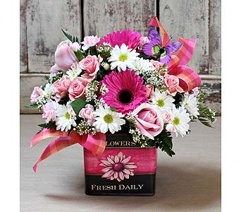 Flowers Fresh Daily in Kingston ON, Pam's Flower Garden