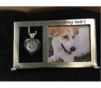 Pet Memorial Photo Lockett in Fayetteville GA, Our Father's House Florist & Gifts