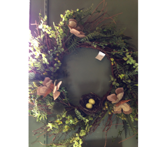 Silk Natural Wreath in Fayetteville GA, Our Father's House Florist & Gifts