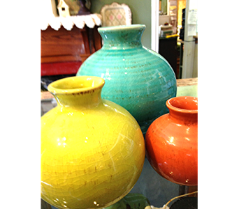 Ceramic Pottery in Fayetteville GA, Our Father's House Florist & Gifts