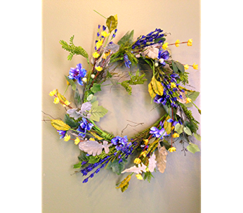 Silk Wreath in Fayetteville GA, Our Father's House Florist & Gifts