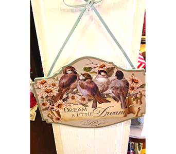 Wood Plaques in Fayetteville GA, Our Father's House Florist & Gifts