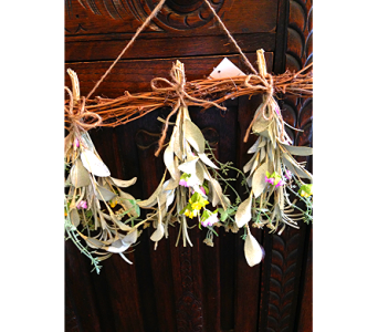 Silk Dried Herbs in Fayetteville GA, Our Father's House Florist & Gifts