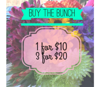 Buy the Bunch in Princeton, Plainsboro, & Trenton NJ, Monday Morning Flower and Balloon Co.