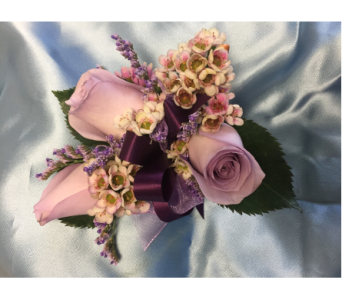 Lavender Corsage in Bethesda MD, Suburban Florist