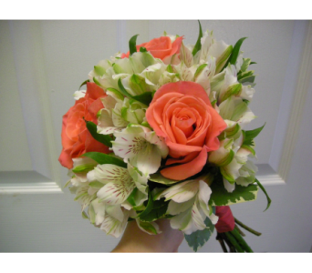 Prom Clutch Roses and Alstro in Bensalem PA, Just Because...Flowers