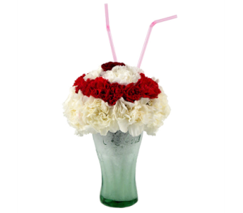 Soda Fountain Delight Bouquet in Southfield MI, Thrifty Florist