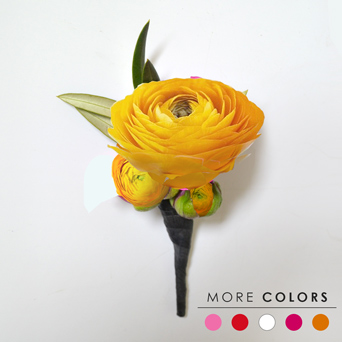Cake Pop Boutonniere in Dallas TX, Dr Delphinium Designs & Events