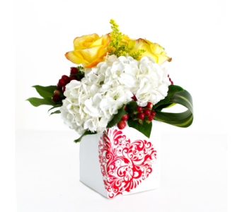 Loving Friendship in Nashville TN, Emma's Flowers & Gifts, Inc.