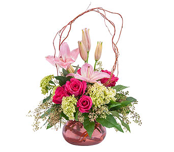 Oh, Beautiful Blooms in Spartanburg SC, A-Arrangement Florist