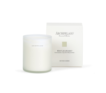 Archipelago Soy Candle-ENFLEURAGE SCENT in Dunwoody GA, Blooms of Dunwoody