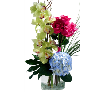 Mod Spring in Detroit and St. Clair Shores MI, Conner Park Florist