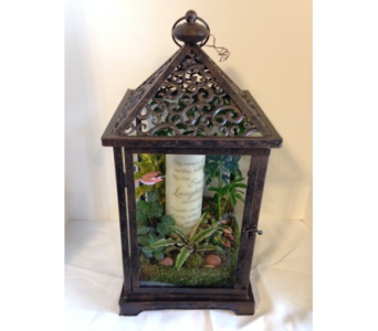Fantasia Lantern in Crafton PA, Sisters Floral Designs