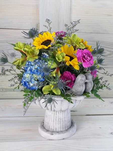 Birds of a Feather in Fredericksburg VA, Heaven Scent Florist