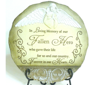 Memory of a Fallen Hero in Warren MI, Downing's Flowers & Gifts Inc.