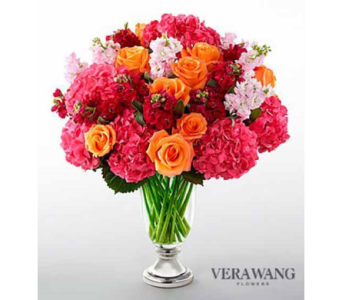 The FTD Astonishing Luxury Mixed Bouquet-Vera Wang in Malverne NY, Malverne Floral Design