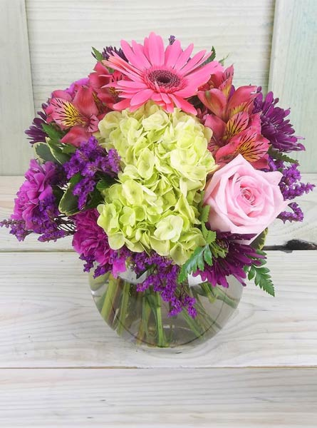 Happiness in Winston-Salem NC, George K. Walker Florist