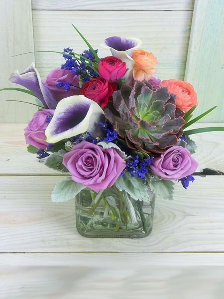 Royal Hues in Fort Myers FL, Fort Myers Florist, Inc.