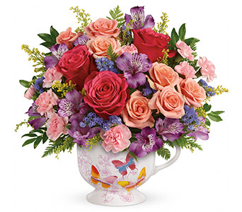 Wings Of Joy Bouquet
