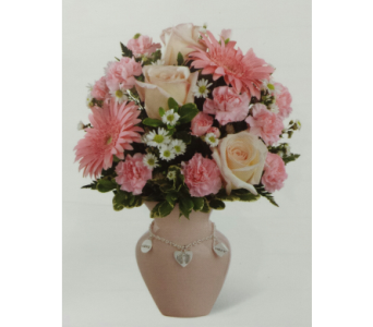 Mother's Charm Bouquet - Girl in Arizona, AZ, Fresh Bloomers Flowers & Gifts, Inc