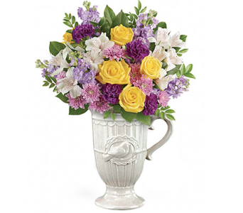 Garden Song Bouquet by Nature Nook in Cleves OH, Nature Nook Florist & Wine Shop