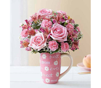 Mugable� Best Mom Ever in Watertown CT, Agnew Florist