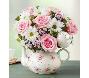 Mom�s Tea Party in Watertown CT, Agnew Florist