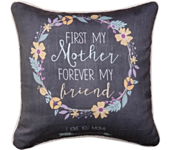 Throw Pillow - Mother First in East McKeesport PA, Lea's Floral Shop